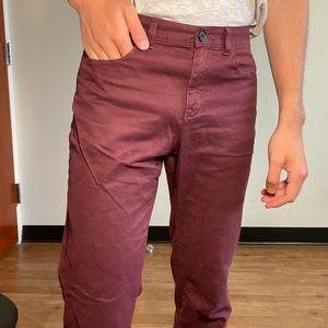 Calvin Klein skinny dress pants